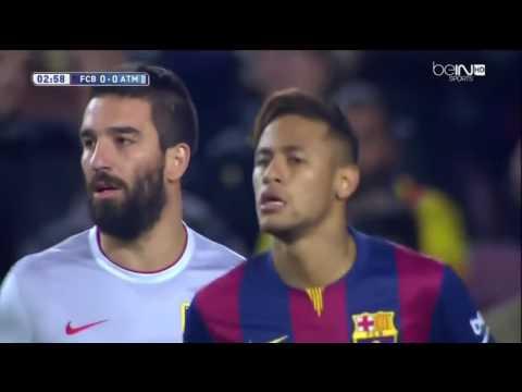 Barcelona FC vs Atletico Madrid FULL MATCH 11 01 2015