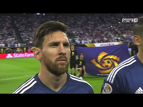 Lionel Messi vs USA (Copa America 2016) HD 720p – English Commentary