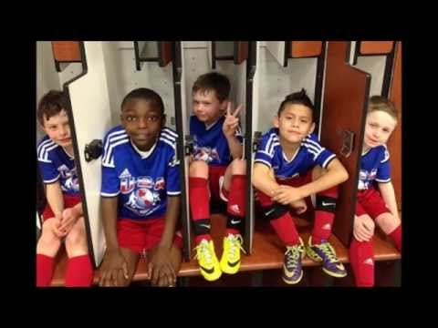USA Futsal XII U9 Team Players – Barcelona Academy Bound