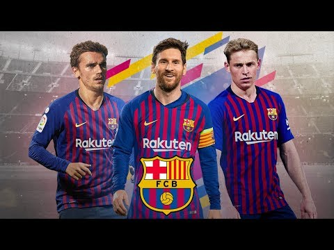 The incredible XI FC Barcelona could have next year – Oh My Goal