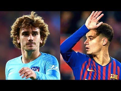 Barcelona Transfer News Round-up ft HUGE summer plans