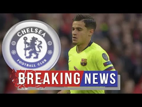 Chelsea News: Chelsea transfer news: Barcelona expect Philippe Coutinho swoop after Eden Hazard exit