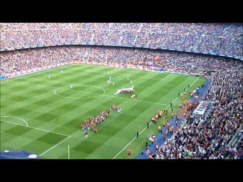 Chant catalan FC Barcelona