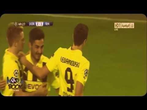 Borussia Dortmund Vs Real Madrid (4-1) 2013 ~ Extended Sky Sport Goals ~ Highlights 24/4/2013