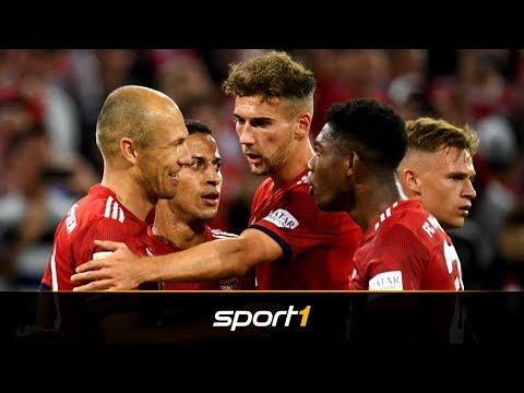 Barca buhlt um Bayern-Stars   SPORT1 – TRANSFERMARKT