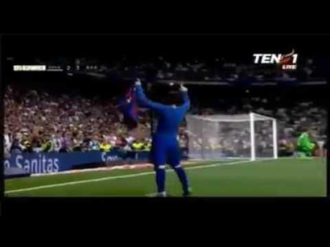 Messi 500th goal ,Barcelona Vs Real  Madrid 24th April ,2017