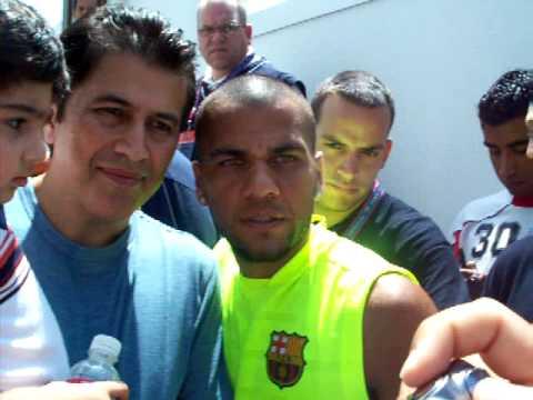 FC Barcelona USA 2009 – Dani Alves