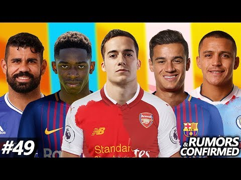 Transfer News #49  £138M for Coutinho,£137M Dembele to Barca?Arsenal wont sell Alexis less than £70M