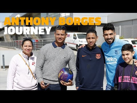 Anthony Borges & FC Barcelona story by Bleacher Report