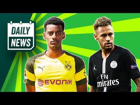 Barcelona say NO to Neymar, AMAZING Empoli goalkeeper + Transfer news ► Onefootball Daily News