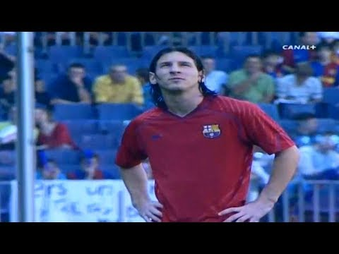 Messi Vs Atletico Madrid (H) 2007/08