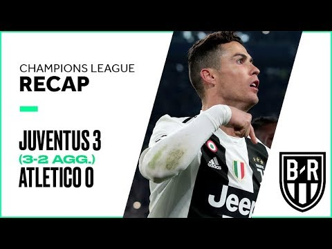 Juventus vs Atletico Madrid Champions League Round of 16 Leg 2 FULL Match Highlights: 3-0