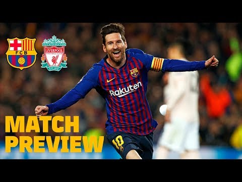BARÇA 3-0 LIVERPOOL | Match preview