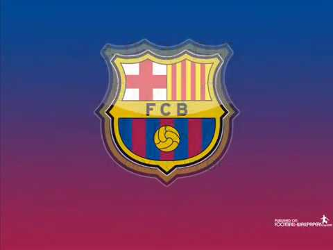FCBarcelona Song with Lyrics   Anthem English Catalan