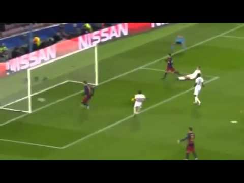 Fc Barcelona vs As Roma 6-1 HD