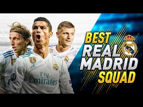 FIFA 18 REAL MADRID TUTORIAL / Best Formation Tactics & Instructions / How to Play with Real Madrid
