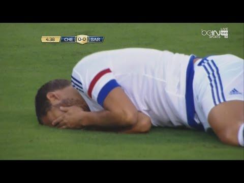 Eden Hazard vs Barcelona (Pre-Season) 29/07/2015 HD