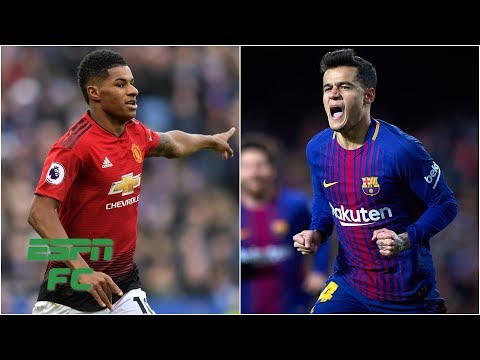 Barcelona courting Marcus Rashford? Philippe Coutinho back to the Premier League?   Transfer Rater