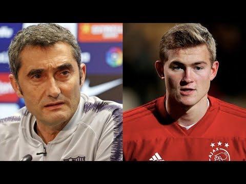 Barcelona News Round-up ft Transfer Latest & Valverde's Future