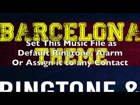 FC Barcelona Ringtone and Alert