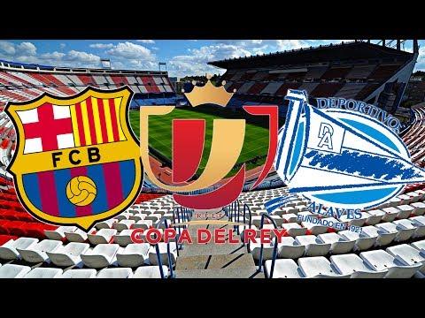 FC BARCELONA – ALAVÉS | FINAL COPA DEL REY 2017 | A UN PARTIDO DE LA GLORIA