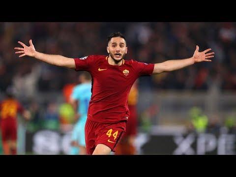 Kostas Manolas vs Barcelona (Home) (10/04/2018) UCL 17-18 720p HD