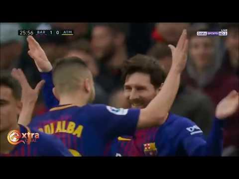 Barcelona vs Atletico Madrid (arabic commentary)