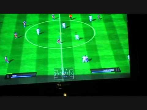 Fifa 11 – Real Madrid vs Barcelona [ Full Live Commentary ]