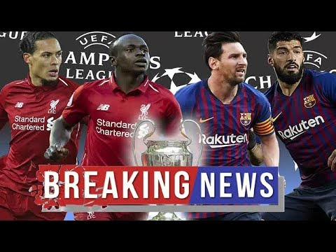 Liverpool news :  Liverpool vs Barcelona – Champions League: Live score and updates