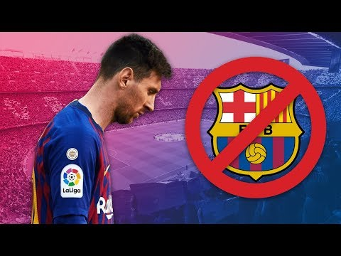 The day Messi almost left Barcelona – Oh My Goal