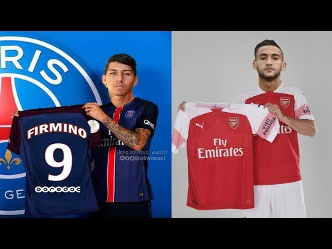 Latest Transfer News And Confirmed Signings( May 2019) (2)