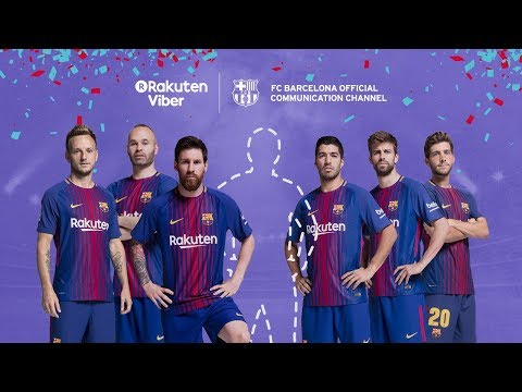 BarcaViber Fan of the Year : Win a Chance to Meet the Players of FC Barcelona!