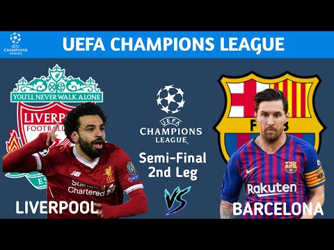 Liverpool Vs Barcelona || UEFA Champions League ||Dream League Soccer #9 4K Gameplay
