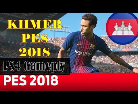 KHMER PES 2017   REAL MADRID VS BARCELONA   4K