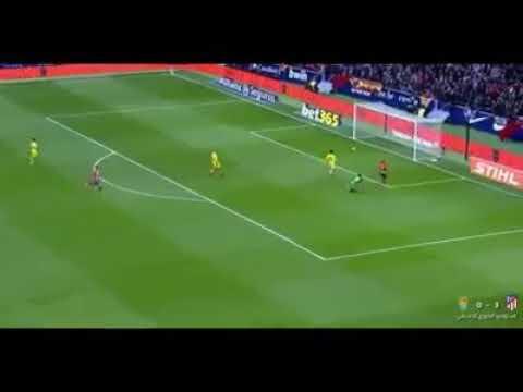 أهداف مباراة || أتلتيكو مدريد 3-0 لاس بالماس || الدوري الإسباني ||  أتلتيكو مدريد يهزم لاس بالماس وي