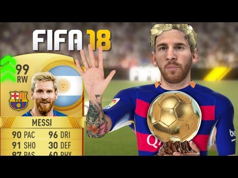 FIFA 18 | FC BARCELONA ALL PLAYERS RATINGS PREDICTION | FT. MESSI,SUAREZ,NEYMAR…etc
