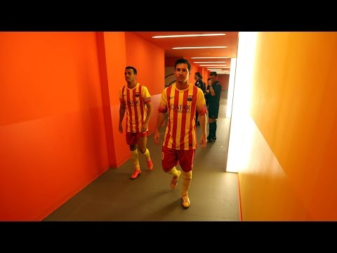 INSIDE VIEW – FC Barcelona – Athletic Club (2014/15)