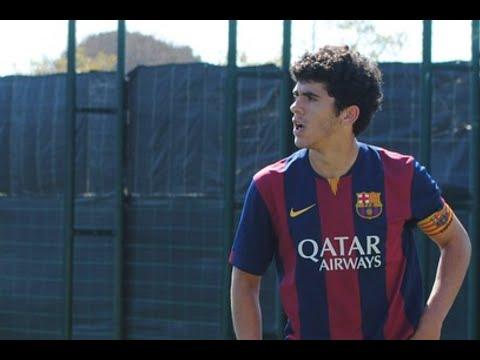 Carles Aleñá 2014/2015 ● Barcelona Juvenil B