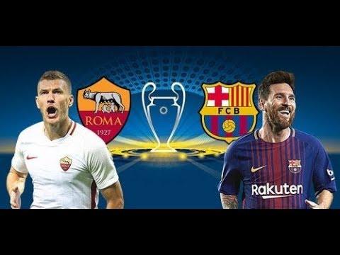 Barcelona Vs Roma Live Stream..AO VIVO