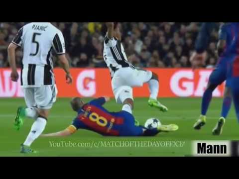 Full Highlights Match Barcelona vs Juventus ( 0 – 0 ) 19th April 2017