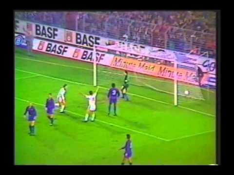 1989 October 18 Anderlecht Belgium 2 Barcelona Spain 0 Cup Winners Cup