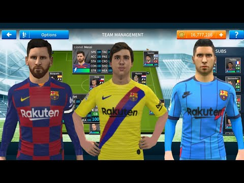 How To Import Barcelona 2019/20 Kits Team & Logo In Dream League Soccer 2019 || 4K