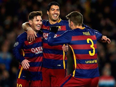 Magnificent MESSI Scores 2 In Barca Return | FC BARCELONA 6-1 ROMA