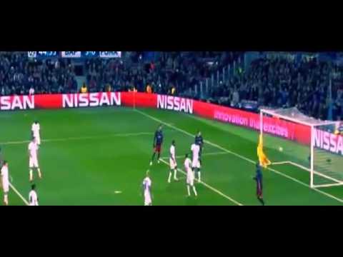 Barcellona vs Roma 6-1 all goals