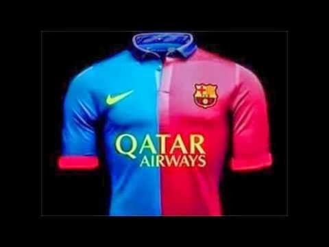 FC Barcelona jersey 2014-2015