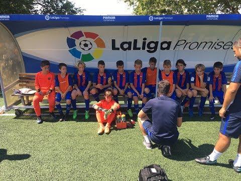 [ESP] FINAL: FC Barcelona – Real Madrid, 3-2 (LaLiga Promises NY)