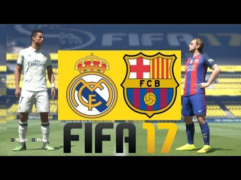 "Real Madryt vs FC Barcelona – FIFA 17 – Hogaty vs Faust – ""El Clásico"" #03 [PL/HD]"