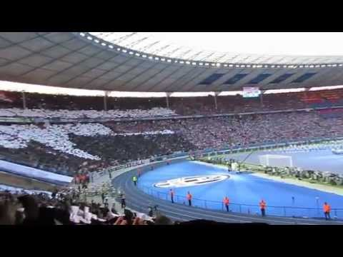 Champions League anthem Final Berlin 2015 Juventus vs Barcelona