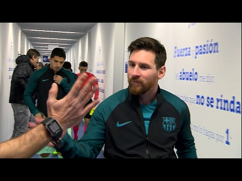 Lionel Messi vs Alaves (Away) 11/02/2017 HD 1080i by SH10