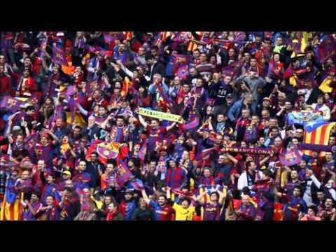 Barcelona Ultra Song ole